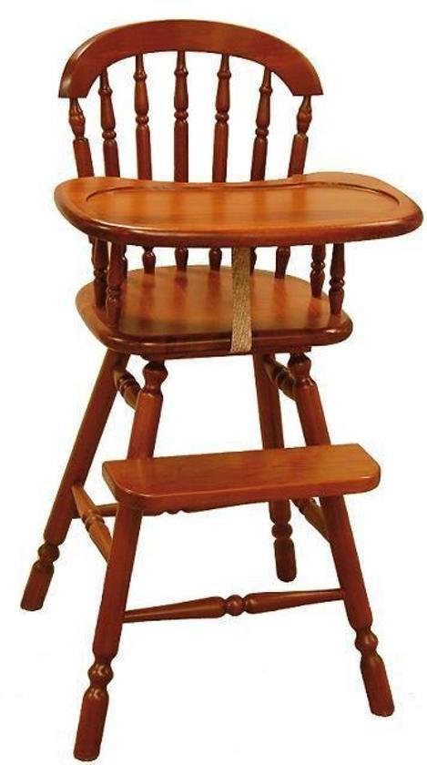 Verrassend bol.com | Kinderstoel Retro Honing RW-66