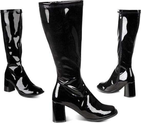 Laarzen Retro - zwart - maat 40