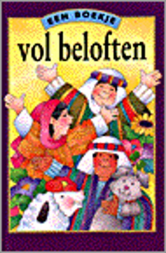 Boekje vol beloften - none pdf epub