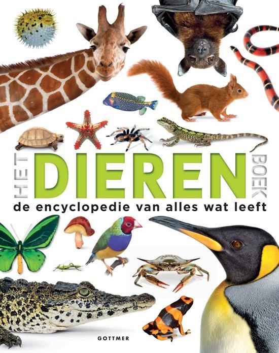 Boek cover Het dierenboek van David Burnie (Hardcover)