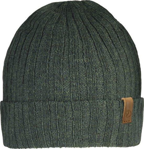 Fjallraven Byron Hat Thin Muts - Dark Olive
