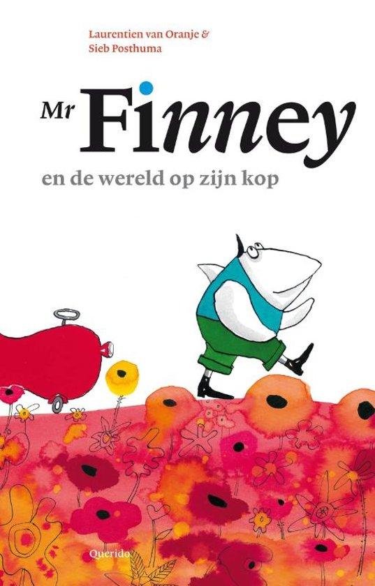 Laurentien-van-Oranje-Mr--Finney--Nederlandse-editie-