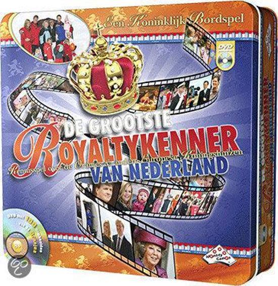 De Grootste Royaltykenner Van Nederland
