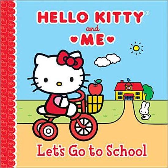 Boek cover Hello Kitty and Me van Sanrio (Hardcover)