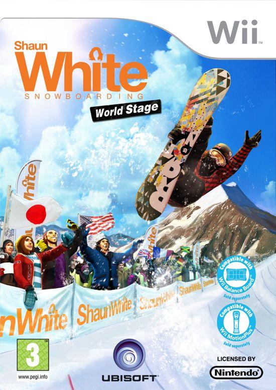 Shaun White Snowboarding: World Stage kopen