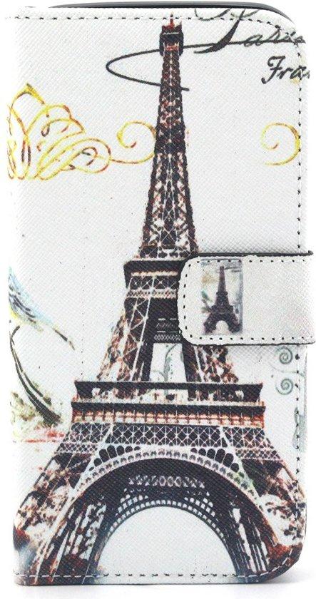 HTC One M9 Hoesje Eiffeltoren met Opbergvakjes in Villers-Deux-Eglises