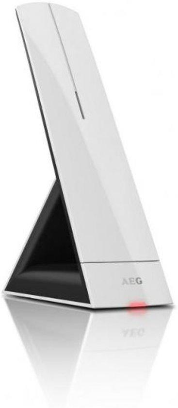 AEG Prism DECT-telefoon Nummerherkenning Wit