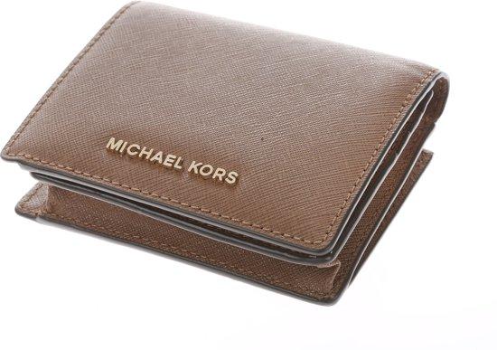 387a0dcf67f bol.com | Michael Kors Dames Portemonnees Carryall Card Case - - Maat 0