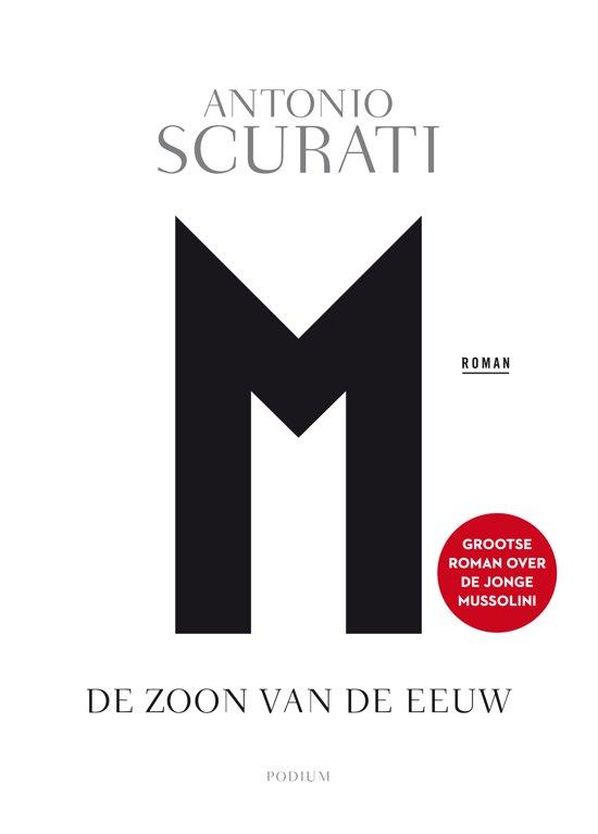 Boek cover M. van Antonio Scurati (Paperback)
