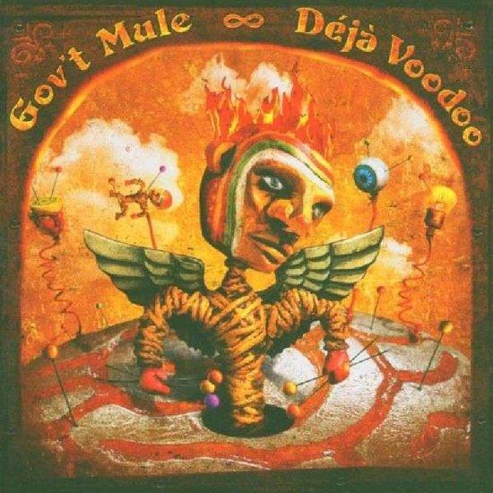 Gov'T Mule - Deja Voodoo -2Cd-