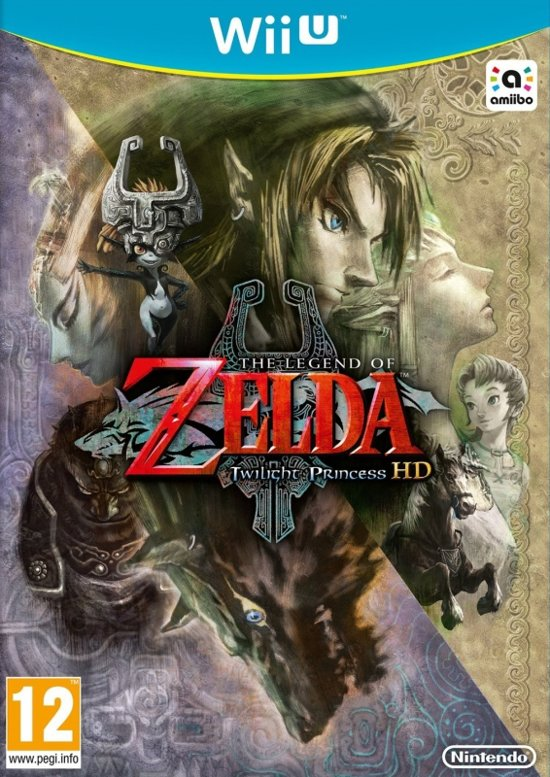 The Legend of Zelda Twilight Princess HD kopen