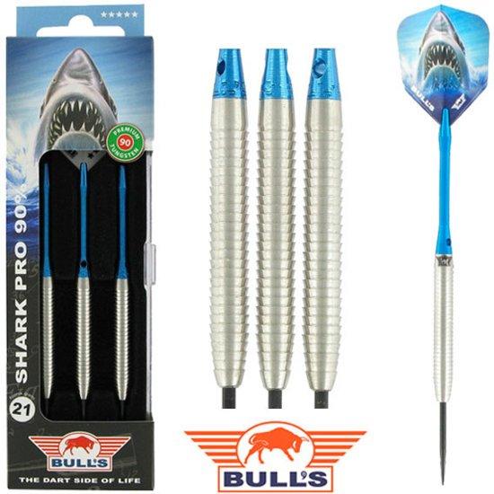 BULL'S Shark (Pro) A 90% dartpijlen - 24 gram
