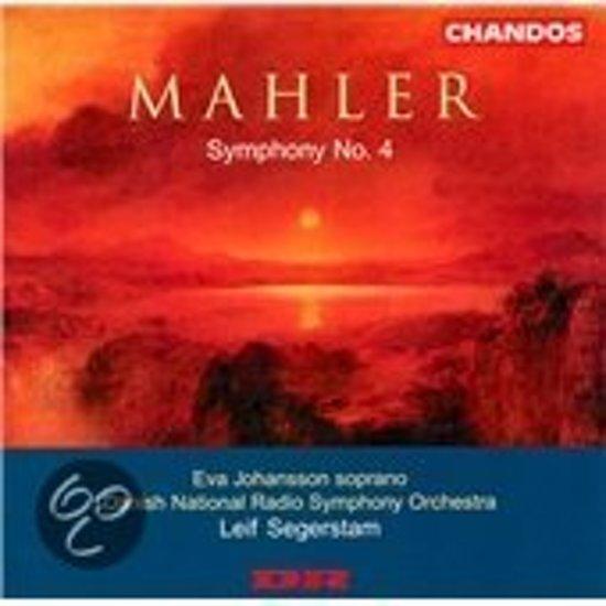 Mahler: Symphony no 4 / Segerstam, Johansson, Danish NRSO