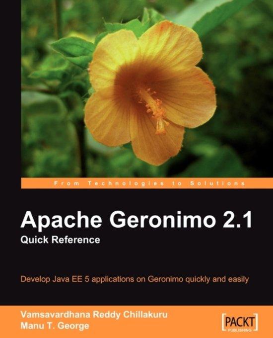 Apache Geronimo 2.1