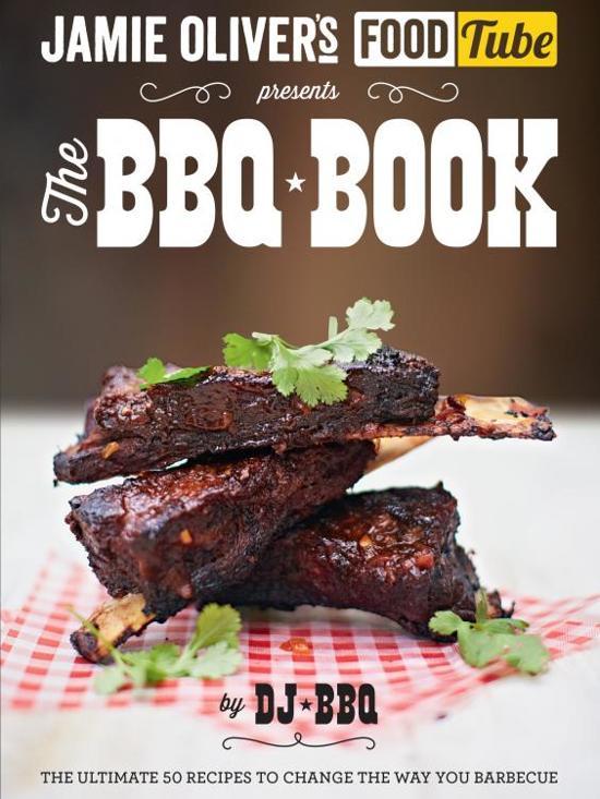 Boek cover The BBQ Book van Dj Bbq (Onbekend)