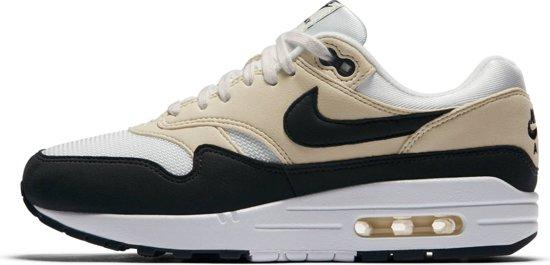 Air 1 Beige Max 41 zwart Maat Sneakers wit Nike vqwdIE6v