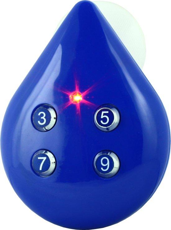 EcoSavers Showertimer Plus Douchetimer, timer voor de douche, eenvoudig te bedienen, bespaar energie