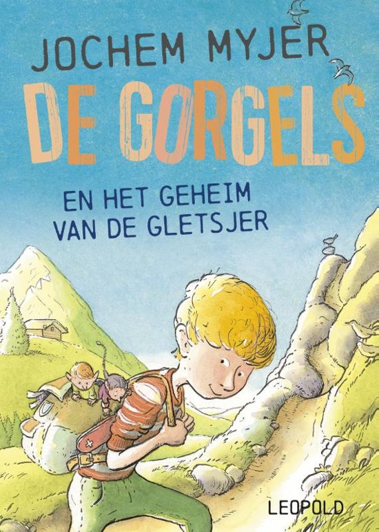 Boek cover De Gorgels - De Gorgels en het geheim van de gletsjer van Jochem Myjer (Onbekend)