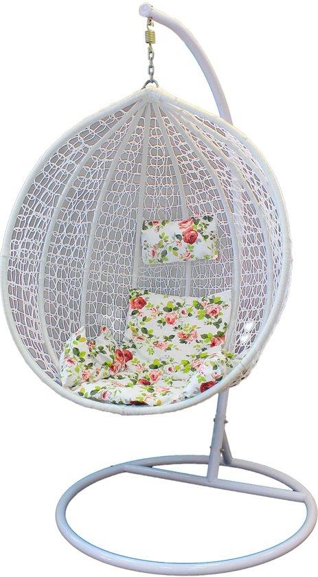 Ei Stoel Voor Buiten.Xl Hangende Egg Chair Cocoon Hang Ei Stoel Tuin Schommelstoel