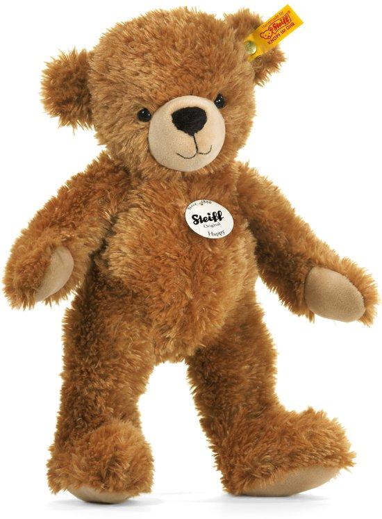 Steiff Knuffel Lichtbruin Happy Teddybeer - 40 cm