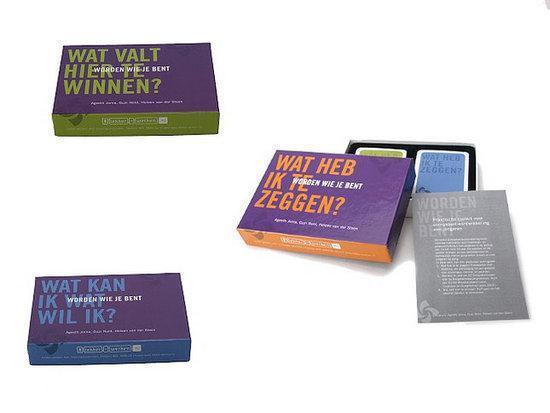 Coachingskaarten voor jongeren - 3 spellen