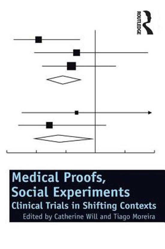 Medical Proofs, Social Experiments