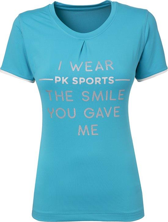 PK International - Haresco - Performance Shirt - Bluebird - Maat XL/42