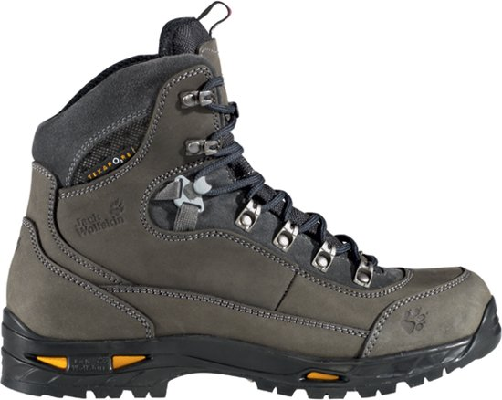 5b3e4f2d490 Jack Wolfskin Mountain Spirit Texapore Women - dames - wandelschoen - grijs  - categorie B