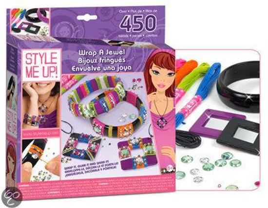 Style Me Up Wrap a Jewel
