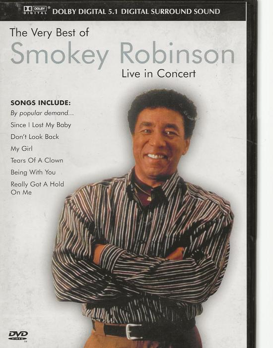 Smokey Robinson - Very Best Of