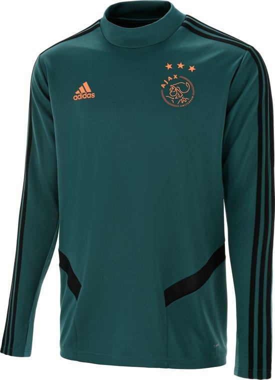 adidas Ajax Trainingstrui Uit 2019 2020 Senior GroenOranje Maat XXL
