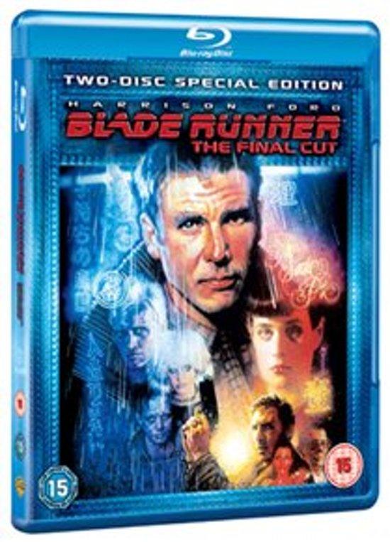 Afbeelding van Blade Runner (Blu-ray) (Final Cut) (Import)