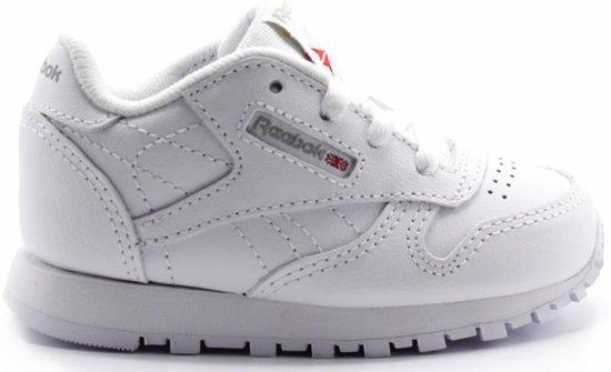 Reebok Trainers Shoes Kids Classic Leather White Reebok