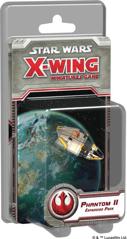Afbeelding van het spel Star Wars X-Wing: Phantom II