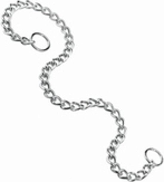 Slipketting - 70 cm - 3.5 mm schakeldikte