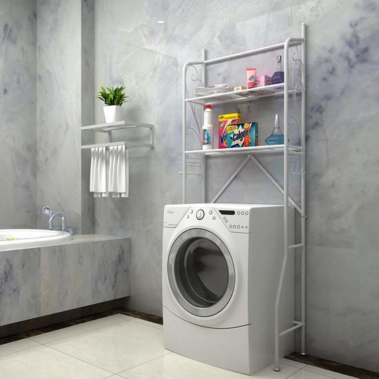 Bolcom Wasmachine Rek Opberger Boven De Machine