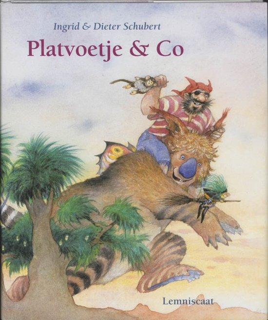 laatst top kwaliteit welbekend bol.com | Platvoetje & Co, Ingrid Schubert | 9789056376444 ...