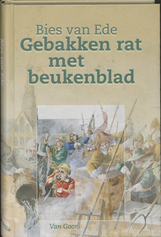 Gebakken Rat Met Beukenblad