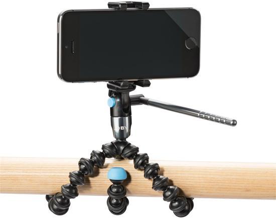 Joby GorillaPod GripTight Video Statiefje voor Smartphones
