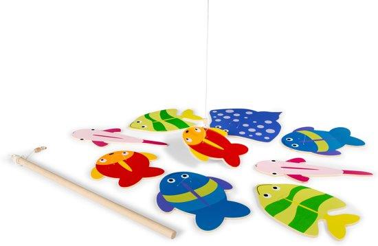 Afbeelding van het spel BS Vissen - Hout
