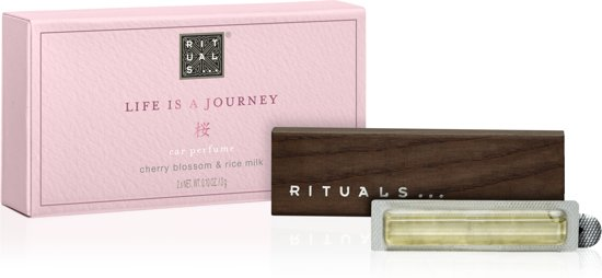 RITUALS Life is a Journey autoparfum Sakura Car Perfume - 6 ml