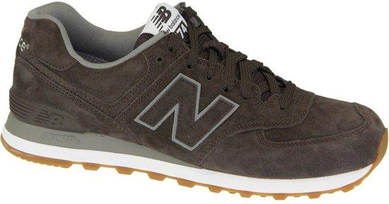 new balance zwart bruin