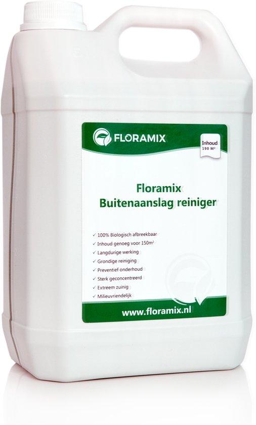 Floramix - Biologische Groene Aanslagreiniger voor 190m²