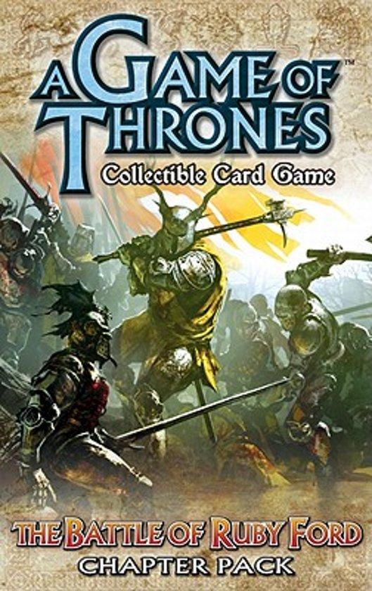 Afbeelding van het spel A Game of Thrones Card Game