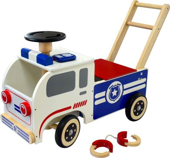 I'm Toy Loop/duwwagen Politie