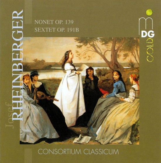 Nonet Op139/Sextet Op191B