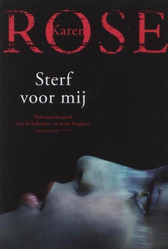 Boek cover Sterf voor mij van Karen Rose