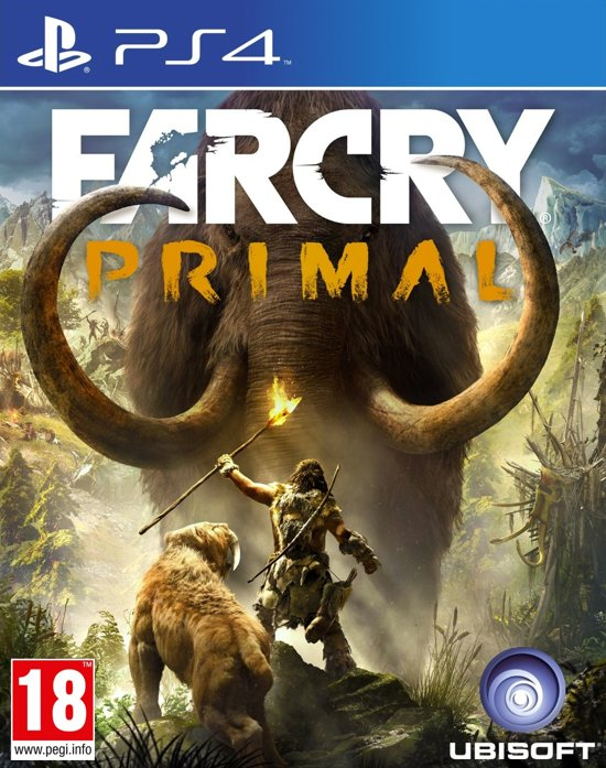 Image of: Wild Far Cry Primal Ps4 Bolcom Bolcom Far Cry Primal Ps4 Ubisoft Games