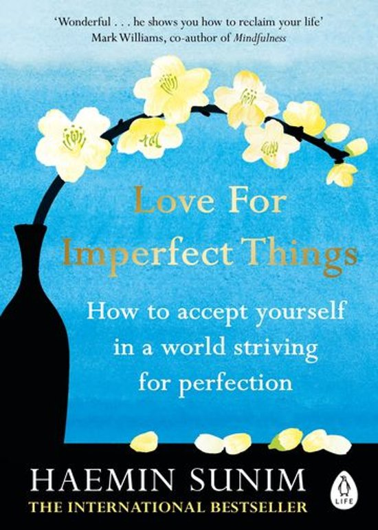 Boek cover Love for Imperfect Things van Haemin Sunim (Onbekend)