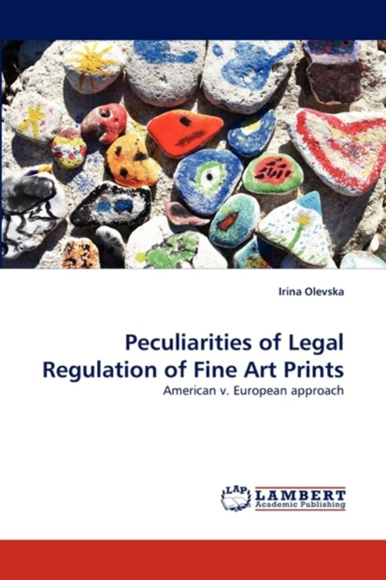 Peculiarities of Legal Regulation of Fine Art Prints